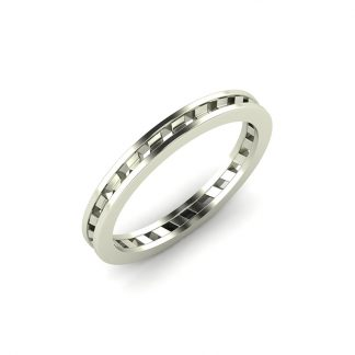 Ultralight Ladies Platinum Wedding Ring